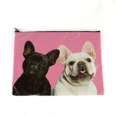 Catseye London Mr and Mrs A4 Pouch
